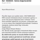 Genpa Ve Alcatel Problemi!