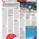 Bursa'da Bitmeyen Mercedes Davası