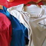 Columbia 350 TL'lik T-Shirt'te Deforme