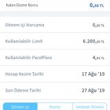 Halkbank Kredi Kartı Borç Bilgisi!