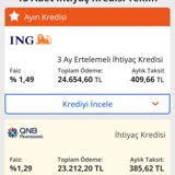 QNB Finansbank Olmayan Bir Şeyi Var Gibi Göstermek!