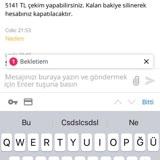 Wipbet.com 8971 TL Mi Ödemedi