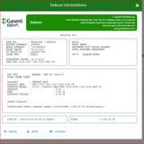 Garanti BBVA Yanlış EFT Gönderimi Hakkında