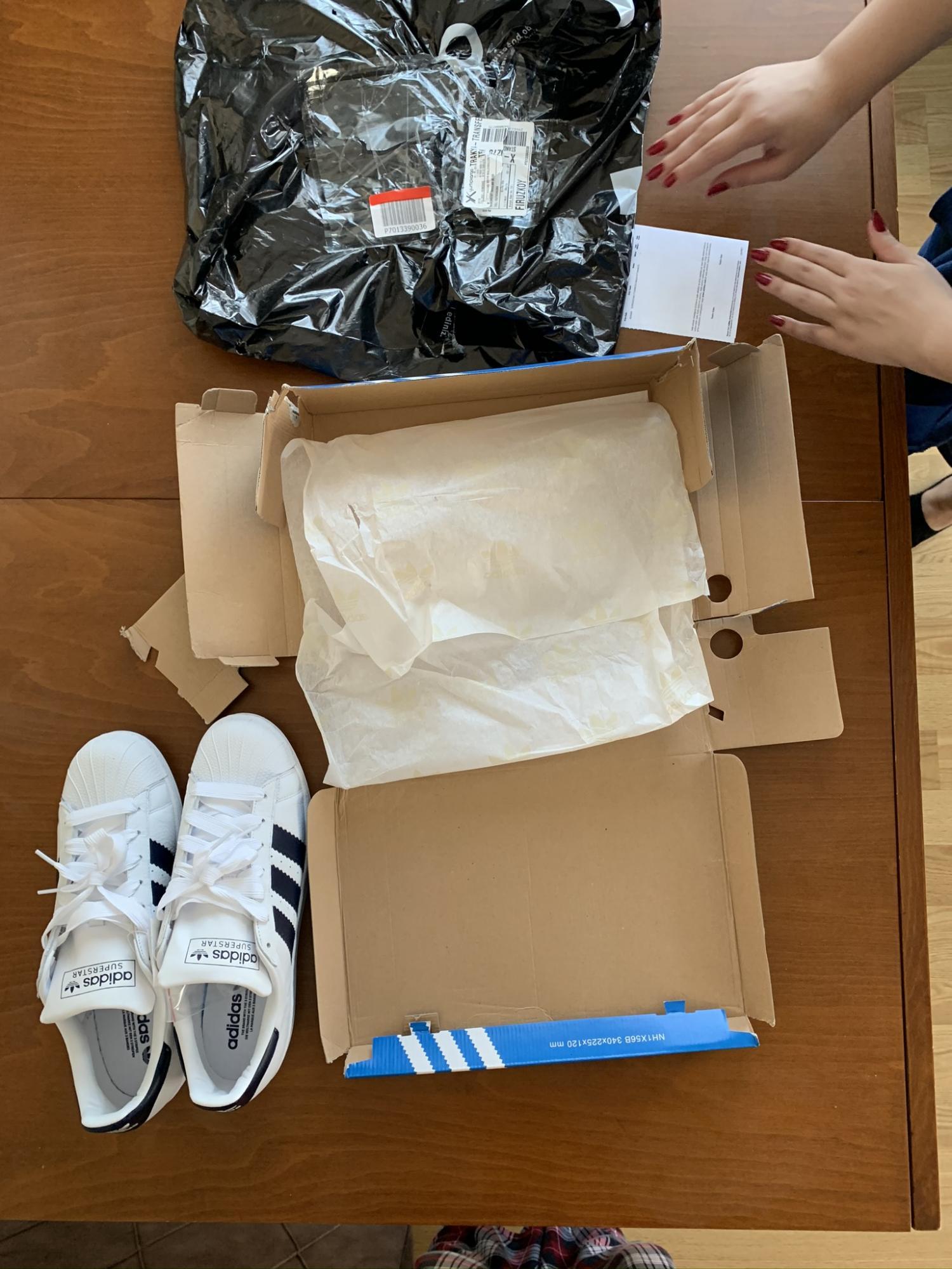 adidas Ayakkabı ve Hediye Şikayetleri - Şikayetvar
