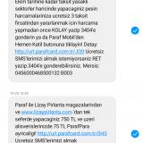 Halkbank Kredi Kartı Paraf Kart Aidatı!