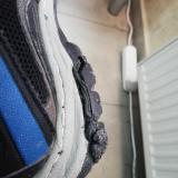 Columbia Ayakkabı Deformasyonu!