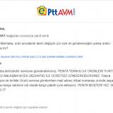 EPttAVM Göstere Göstere Tüketici Mağdur Etme