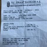Ziraat Bankası Yatırdığım Parayı Hesabıma Geçirmiyor!