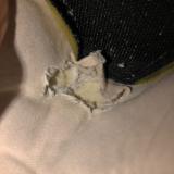 Boyner Adidas Ayakkabı 2 Ayda İç Astarı Ufalandı-Yırtıldı