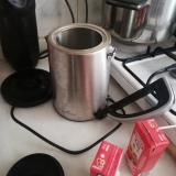 Karaca Çaycının Sapı Kırıldı