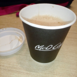 McDonald's Maltepe Park Sıcak Çikolata