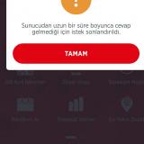 Ziraat Bankası Mobil Uygulama Sorunlu!