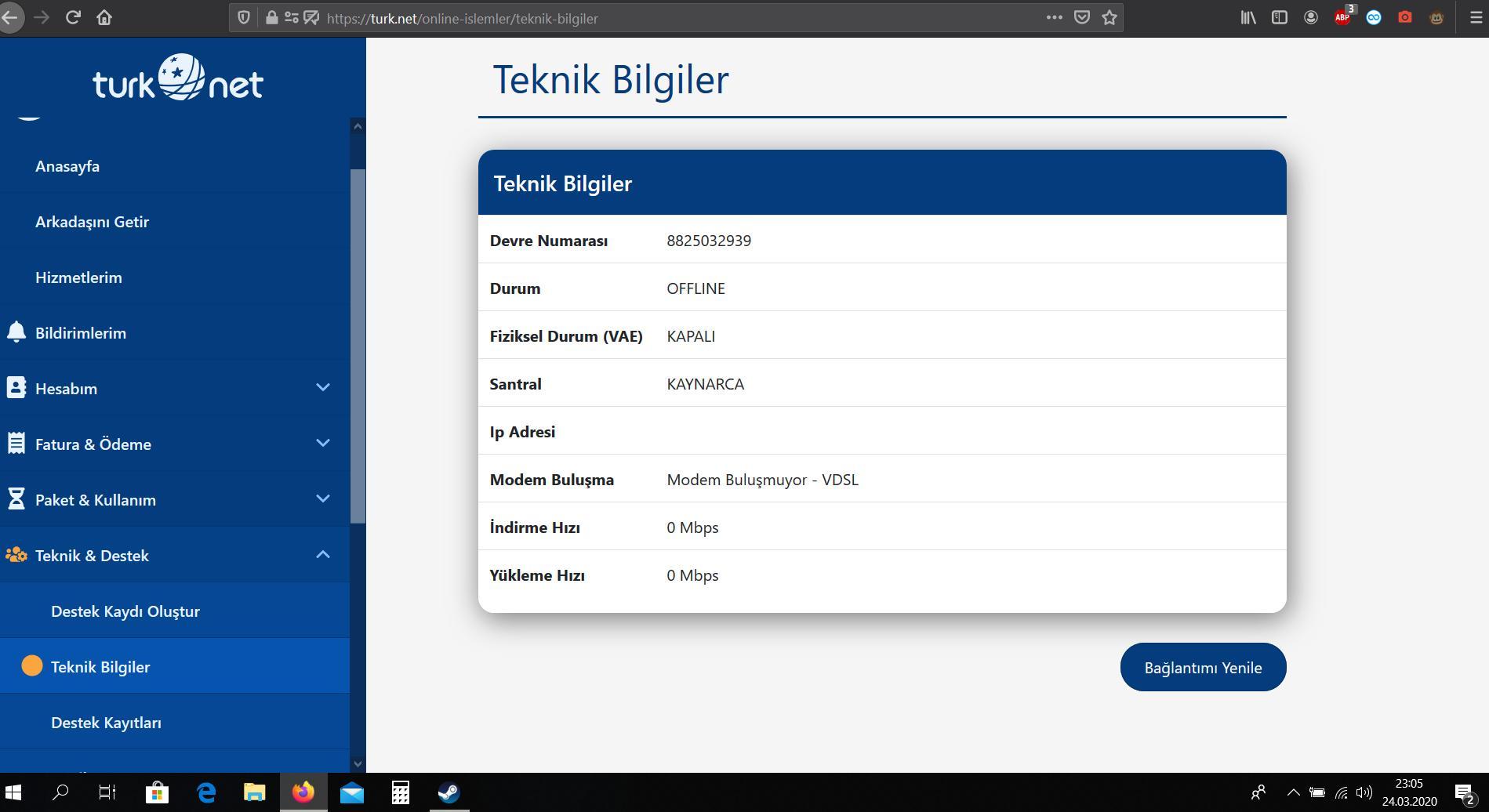 TurkNet Işık ve Telefon Numarası Şikayetleri - Şikayetvar