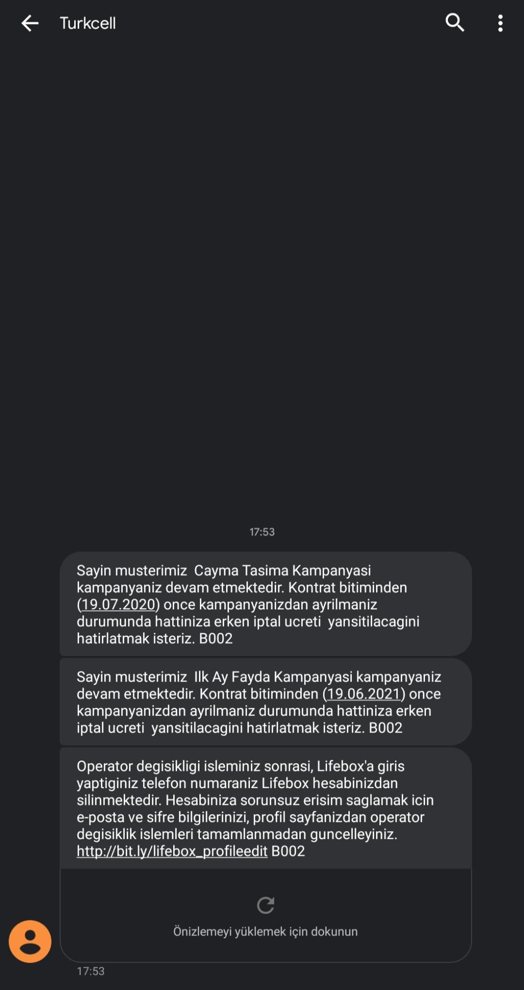 Turkcell Operatör Değişikliğinde Ceza Bedeli İki Kontrattan Olur Mu? -  Şikayetvar