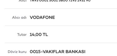 Vodafone Borç ve Hat Taşıma Şikayetleri - Şikayetvar
