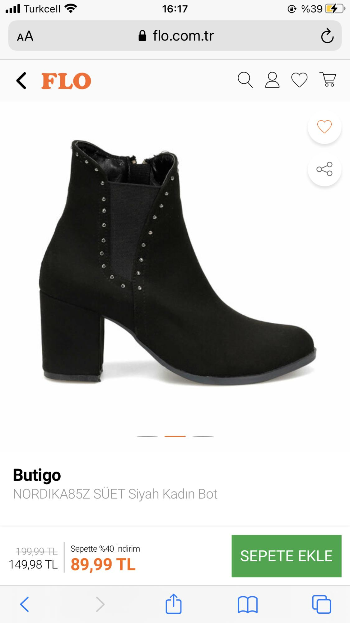 Flo Yeni Sezon Dolgu Topuk Ayakkabi Modellerinde Indirimli Fiyatlar