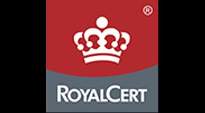 Royal Cert Logo