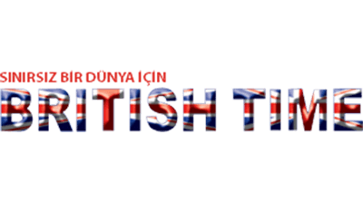 British Time Logo