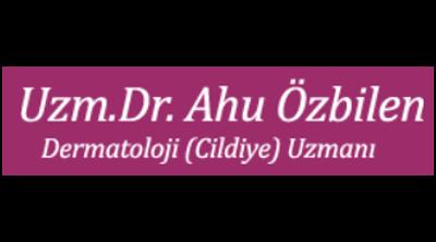 Ahu Özbilen Logo