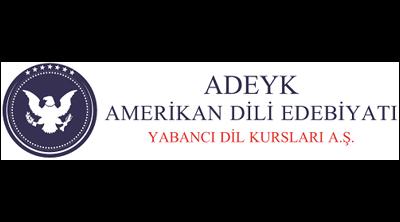 ADEYK Amerikan Dili Ve Edebiyatı Yabancı Dil Kursları Logo