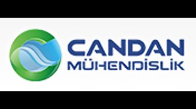 Candan Mühendislik Logo