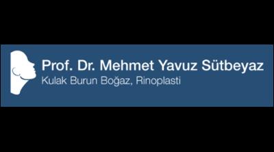 Prof. Dr. Mehmet Yavuz Sütbeyaz Logo