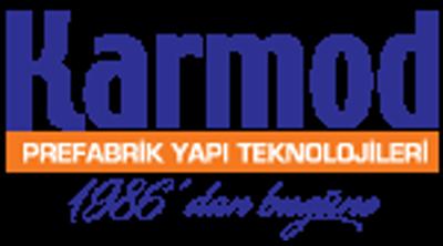 Karmod Prefabrik Yapı Sistemleri Logo