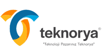 Teknorya Bilişim Logo