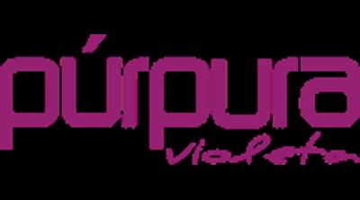 Purpura Violeta Logo