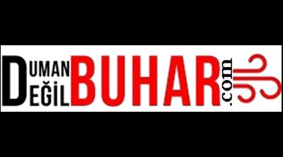 Duman Değil Buhar Logo