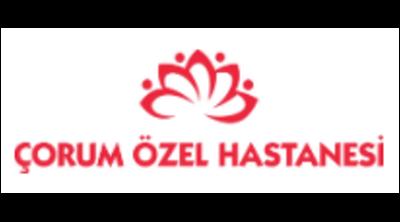 Çorum Özel Hastanesi Logo