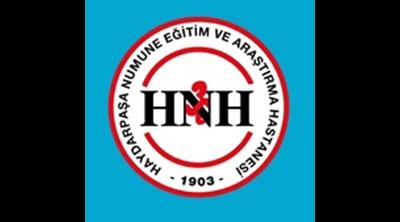 Haydarpaşa Numune Hastanesi Logo