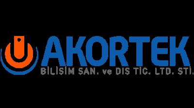 Akortek Bilişim Logo