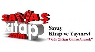 Savaş Kitap ve Yayınevi Logo