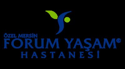 Forum Yaşam Hastanesi (Mersin) Logo