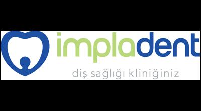 İmpladent Diş Kliniği Logo
