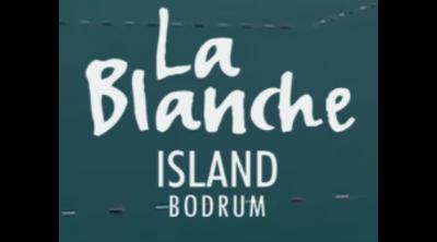 La Blanche Island Bodrum Logo