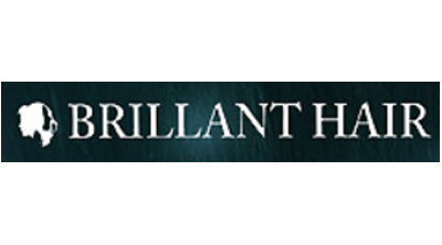 Brillant Hair Logo