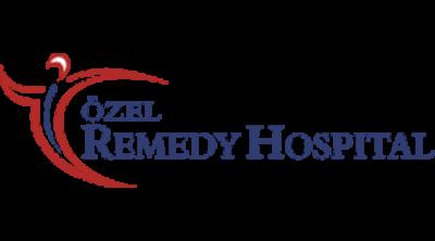 Remedy Hastanesi Logo
