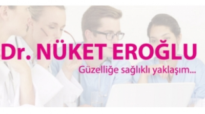 Dr. Nüket Eroğlu Logo