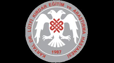 Dr. Lütfi Kırdar Kartal Eğitim Araştırma Hastanesi Logo