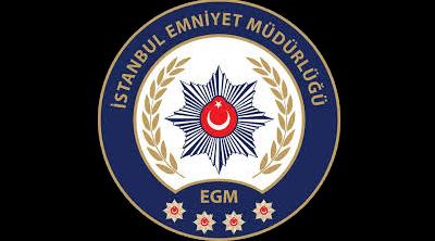 İstanbul Emniyet Müdürlüğü Logo