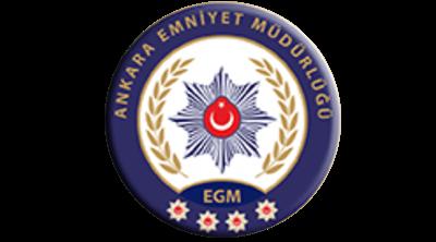 Ankara Emniyet Müdürlüğü Logo