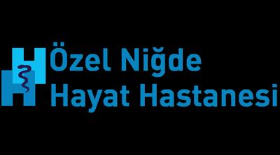 Niğde Özel Hayat Hastanesi Logo