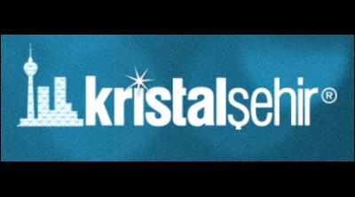 Kristal Şehir Logo