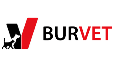 Burvet Veteriner Kliniği Logo