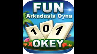 Fun 101 Okey Logo