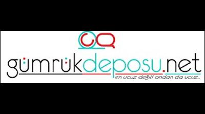 Gümrük Deposu Logo