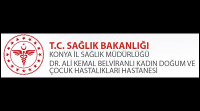 Dr. Ali Kemal Belviranlı Kadın Doğum Hastanesi Logo