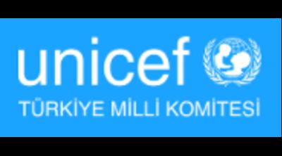 Unicef Türkiye Milli Komitesi Logo